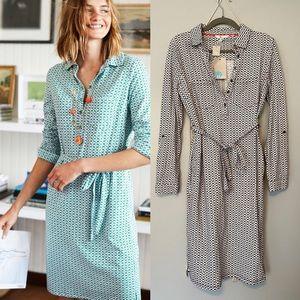 Boden Jena Jersey Dress NWT